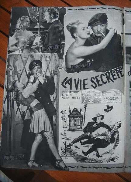 Virginia Mayo Danny Kaye Boris Karloff