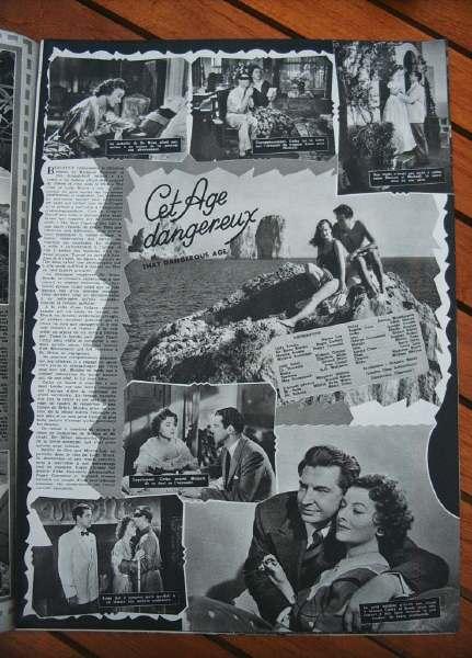Myrna Loy Roger Livesey Peggy Cummins