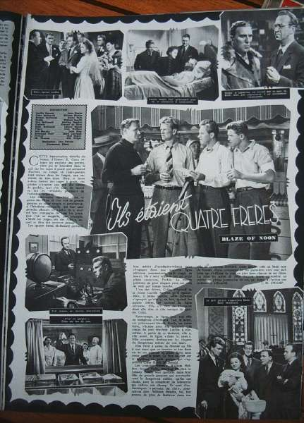 William Holden Anne Baxter Sterling Hayden
