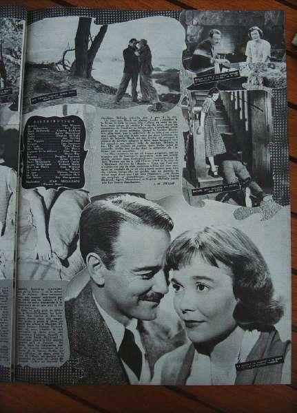 Jane Wyman Lou Ayres Charles Bickford