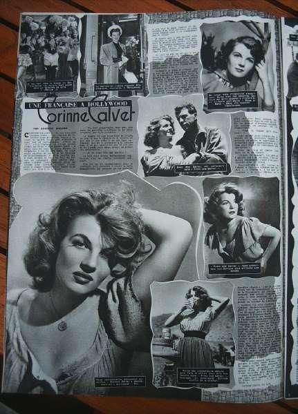 Corinne Calvet