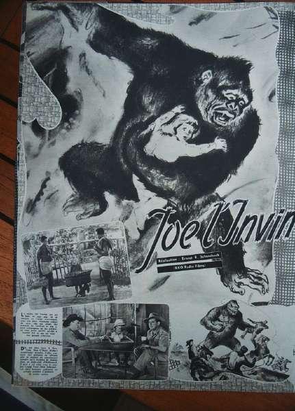 Mighty Joe Young Schoedsack & Cooper
