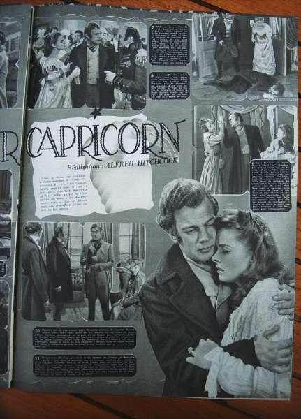 Ingrid Bergman Joseph Cotten Alfred Hitchcock