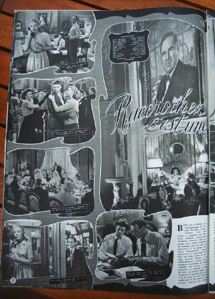 Barbara Stanwyck Burt Lancaster Ann Richards