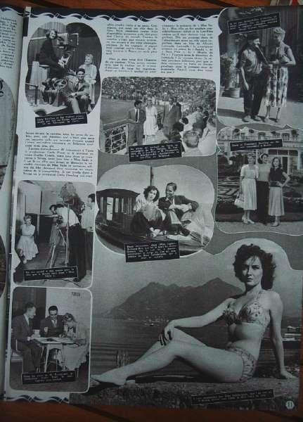 Raf Vallone Doris Dowling