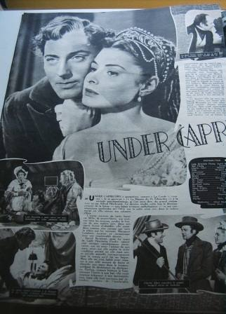 Ingrid Bergman Joseph Cotten