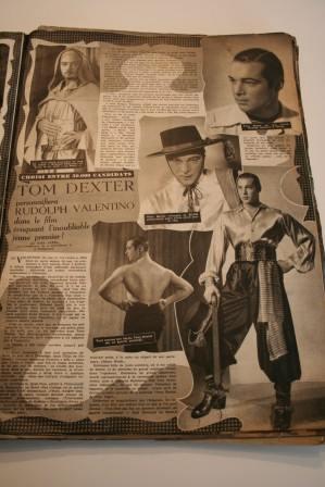 Tom Dexter Rudolph Valentino