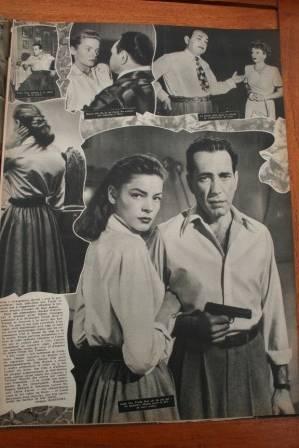 Lauren Bacall Humphrey Bogart Key Largo