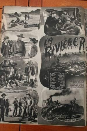 Montgomery Clift John Wayne Red River