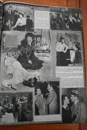 Maureen O'Hara Gloria Grahame Melvyn Douglas