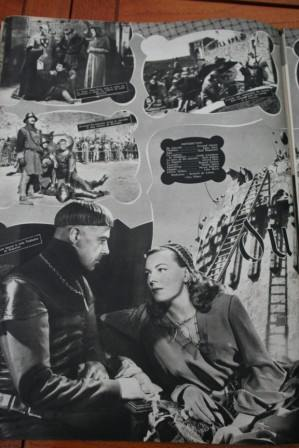 Du Guesclin Fernand Gravey Junie Astor