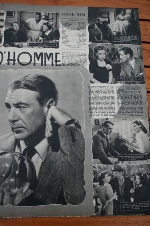 Ann Sheridan Gary Cooper