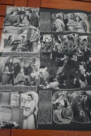 Olivia De Havilland Leo Genn Mark Stevens