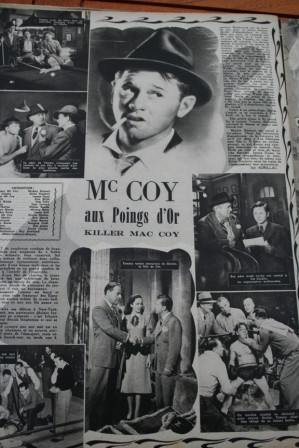 Mickey Rooney Ann Blyth Brian Donlevy