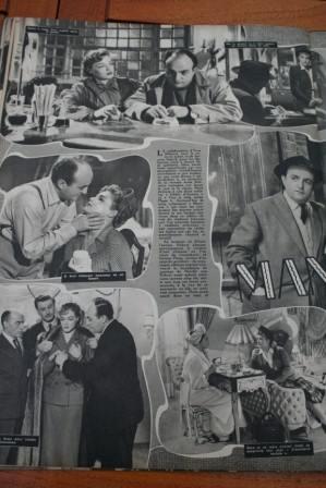 Simone Signoret Bernard Blier Maneges