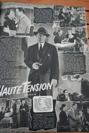 Franchot Tone Jean Wallace