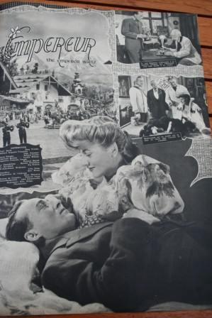 Bing Crosby Joan Fontaine Lucille Watson