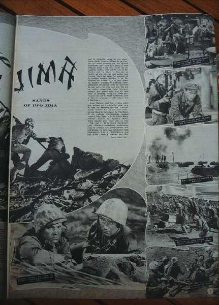 Sands Of Iwo Jima John Wayne Adele Mara