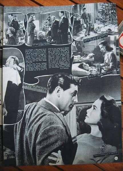 Robert Mitchum Janet Leigh Holiday Affair