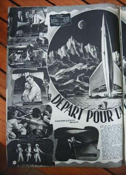 Destination Moon Irving Pichel George Pal