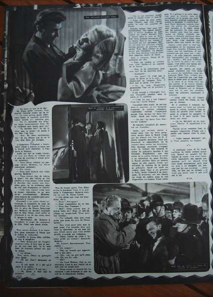 Jack Warner Jimmy Hanley Dirk Bogarde