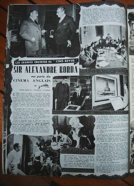 Sir Alexandre Korda
