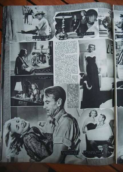 Gary Cooper Patricia Neal The Fountainhead