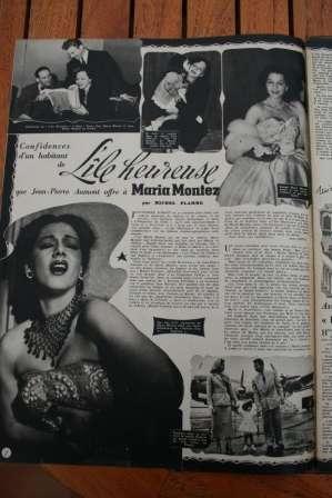 Maria Montez Jean Pierre Aumont