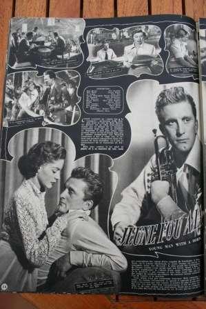 Lauren Bacall Doris Day Kirk Douglas