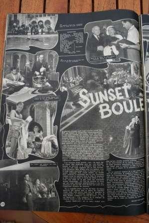 William Holden Gloria Swanson Sunset Boulevard