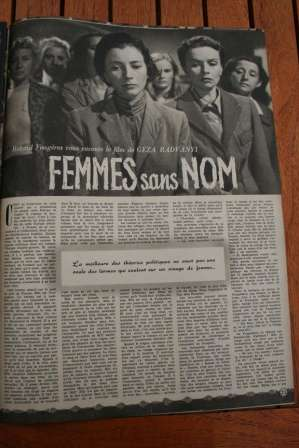 Simone Simon Vivi Gioi Francoise Rosay