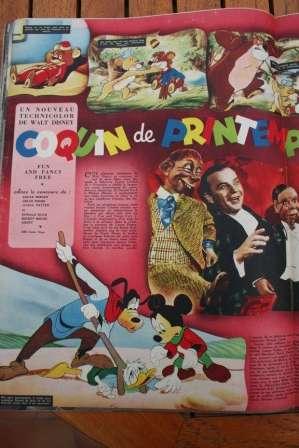 Walt Disney Fun And Fancy Free