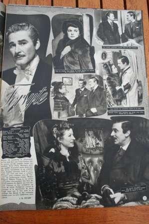 Errol Flynn Greer Garson Walter Pidgeon