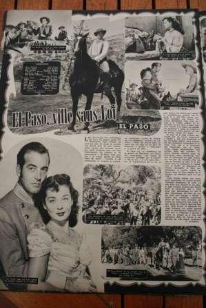 Gail Russell John Payne El Paso