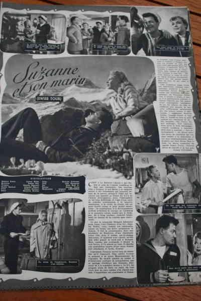 Cornel Wilde Josette Day Simone Signoret