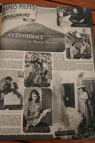 Ingrid Bergman Stromboli