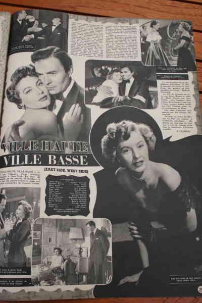 Barbara Stanwyck James Mason Van Heflin