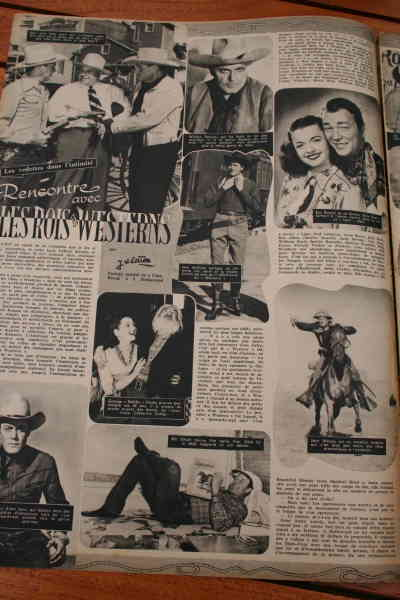 Roy Rogers Bill Elliott Allan Lane William Farnum