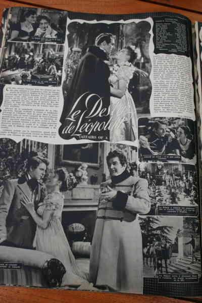 Jean Pierre Aumont Joan Hopkins Cecil Parker