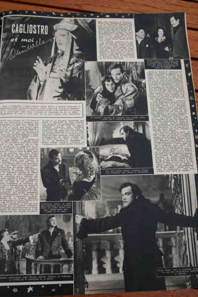 Orson Welles Cagliostro