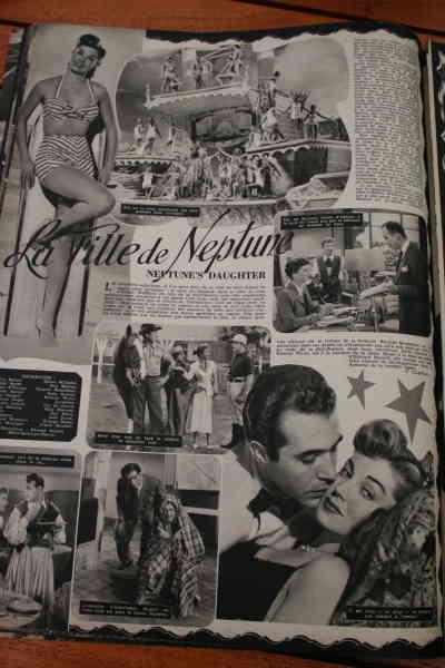 Esther Williams Red Skelton Ricardo Montalban