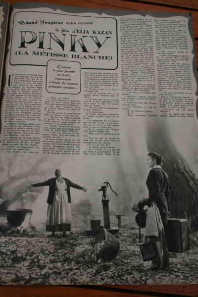 Jeanne Crain Ethel Barrymore