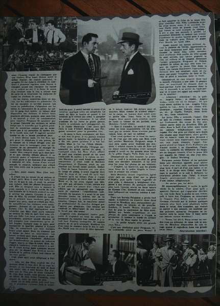 Humphrey Bogart Zero Mostel