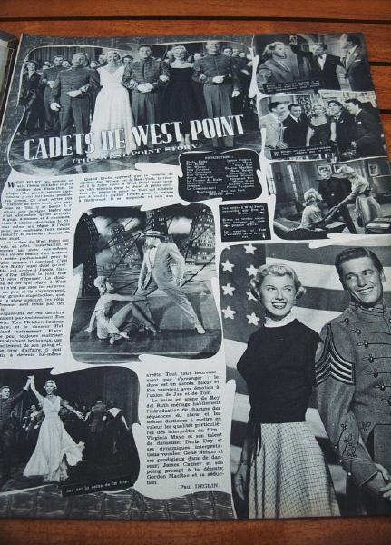 James Cagney Virginia Mayo Doris Day