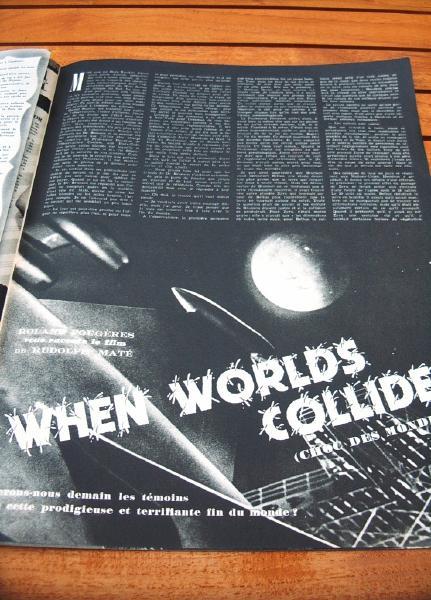 When Worlds Collide Richard Derr Barbara Rush