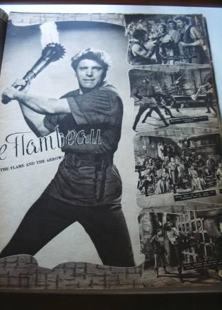 Burt Lancaster Virginia Mayo
