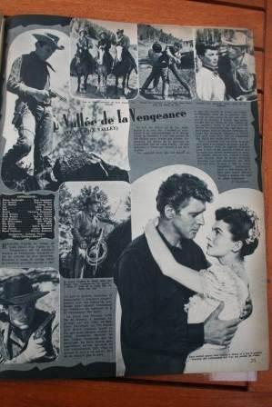 Burt Lancaster Robert Walker Joanne Dru