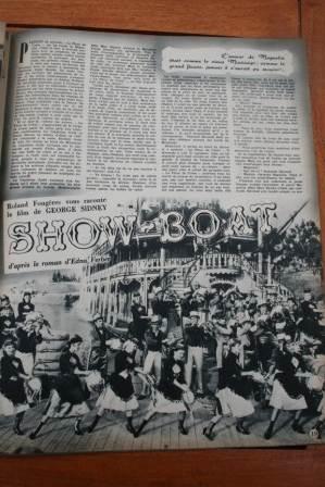 Ava Gardner Kathryn Grayson Show Boat