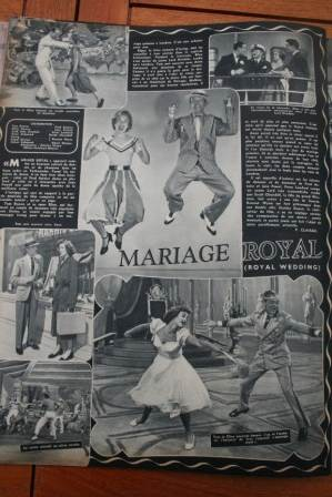 Jane Powell Fred Astaire Royal Wedding