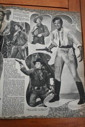 John Payne Audie Murphy James Stewart